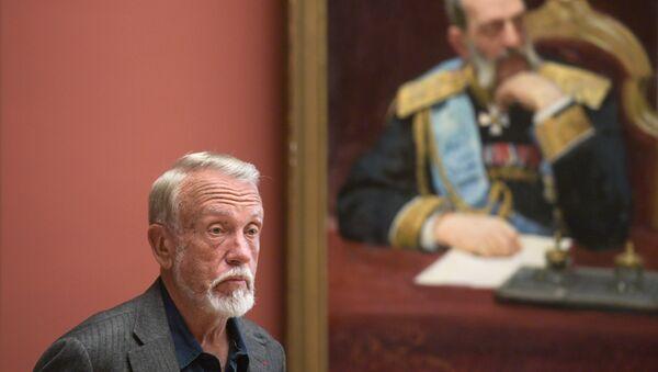 Direktor Ruskog muzeja Vladimir Gusev - Sputnik Srbija