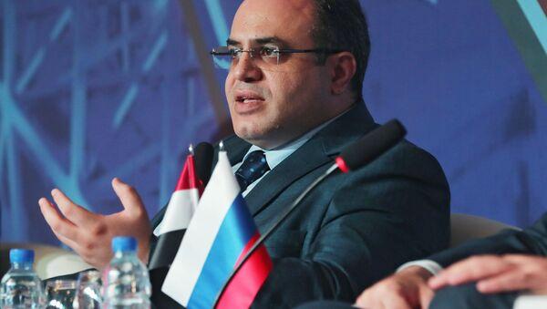 Министар економије и спољне трговине Сирије Самер ел Халил - Sputnik Србија