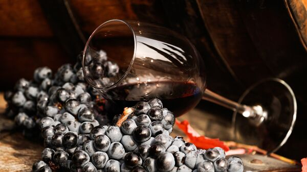 Vino, grožđe - Sputnik Srbija