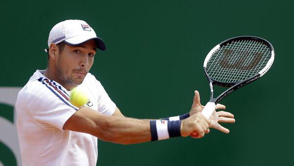 Dušan Lajović, srpski teniser - Sputnik Srbija