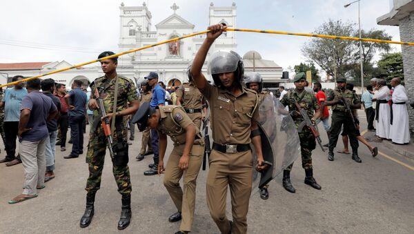 Шри Ланка, напад - Sputnik Србија