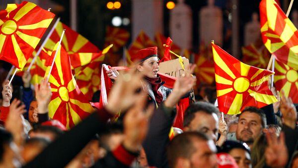 Severna Makedonija - Sputnik Srbija