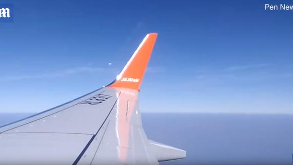 Путник снимио необичну сцену - Sputnik Србија