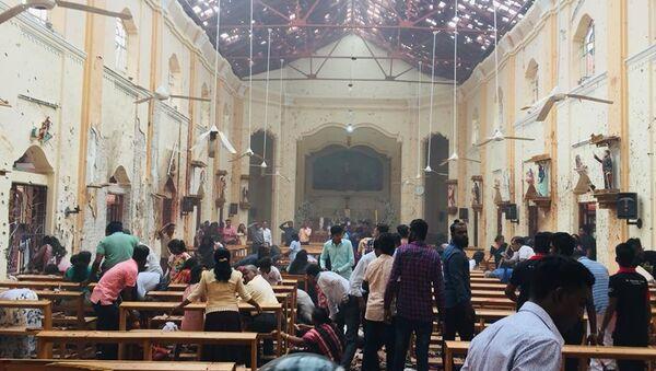 Терористички напад на Шри Ланки - Sputnik Србија