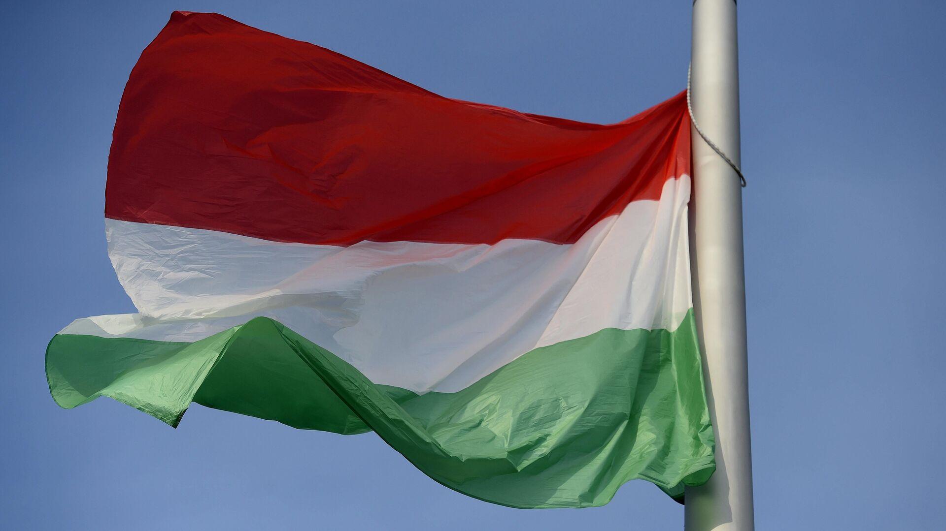 Застава Мађарске - Sputnik Србија, 1920, 25.05.2021