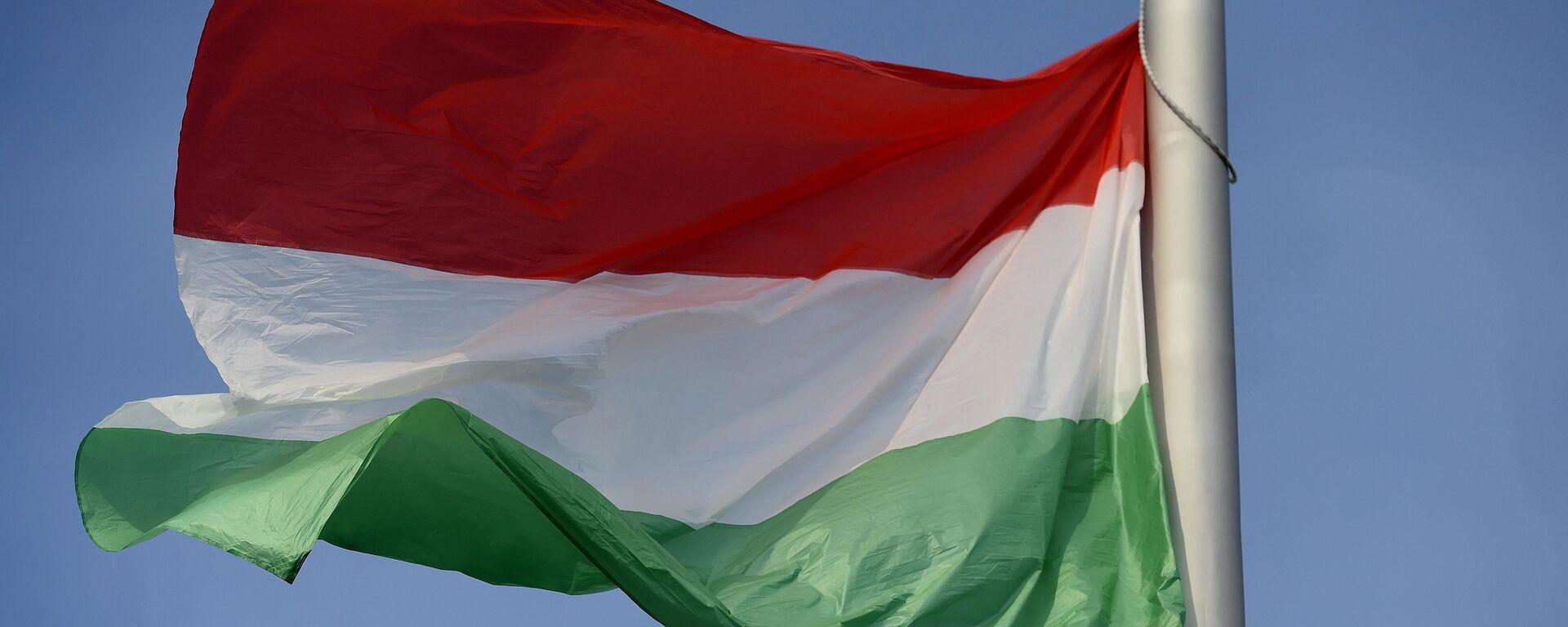 Zastava Mađarske - Sputnik Srbija, 1920, 09.10.2021