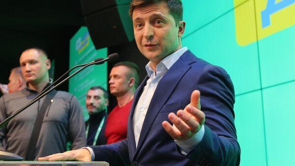 Владимир Зеленски - Sputnik Србија