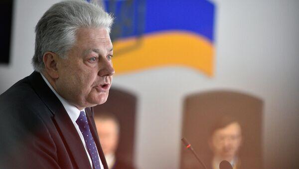 Амбасадор Украјине при УН Владимир Јељченко - Sputnik Србија