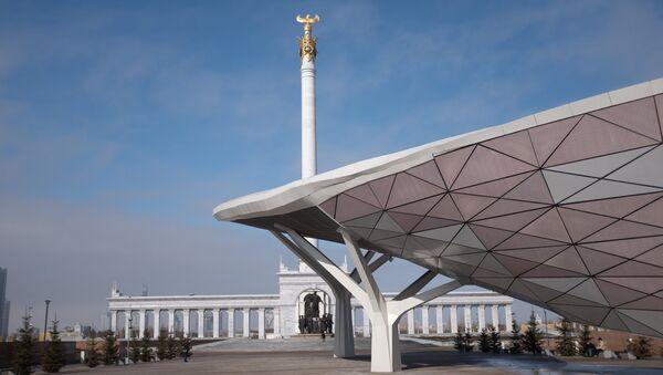 Nur Sultan, grad u Kazahstanu - Sputnik Srbija