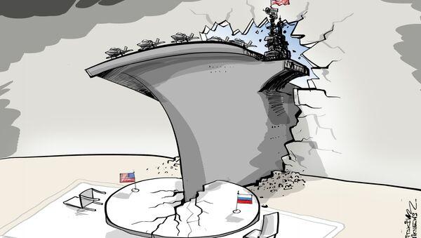 Сто хиљада тона дипломатије - Sputnik Србија