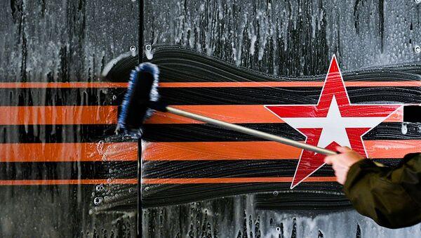Припрема за Параду победе 9. маја - Sputnik Србија