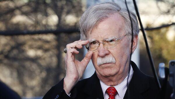 Саветник америчког председника за националну безбедност Џон Болтон - Sputnik Србија