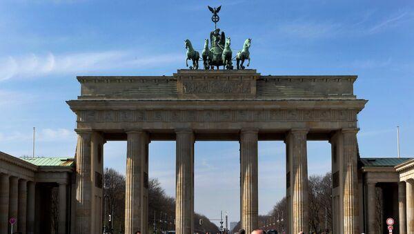 Бранденбуршка капија у Берлину - Sputnik Србија