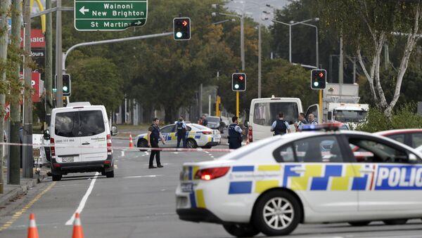 Полиција, Нови Зеланд - Sputnik Србија