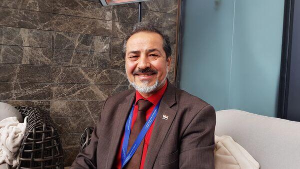 Šeik dr. Fares el Salmo el Taj - Sputnik Srbija