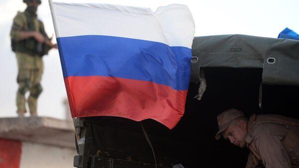 Ruska vojska u Siriji - Sputnik Srbija