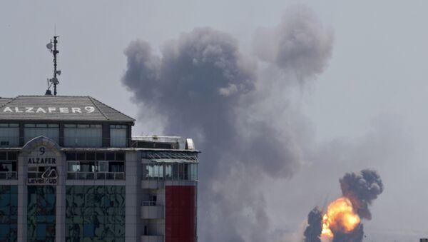 Bombardovanje, Gaza - Sputnik Srbija