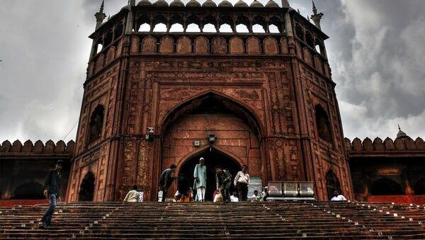 Џамија Масџид у Делхију - западна капија - Sputnik Србија