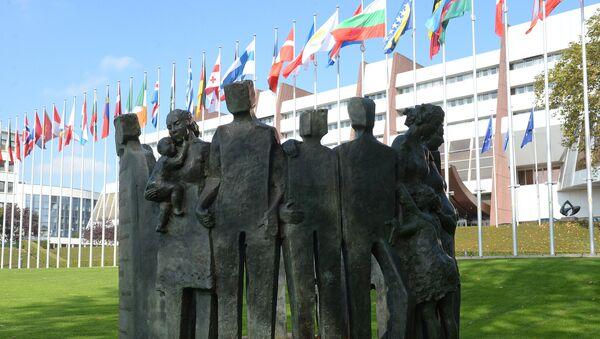 Зграда Савета Европе у Стразбуру - Sputnik Србија
