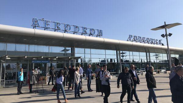 Аеродром Подгорица - Sputnik Србија