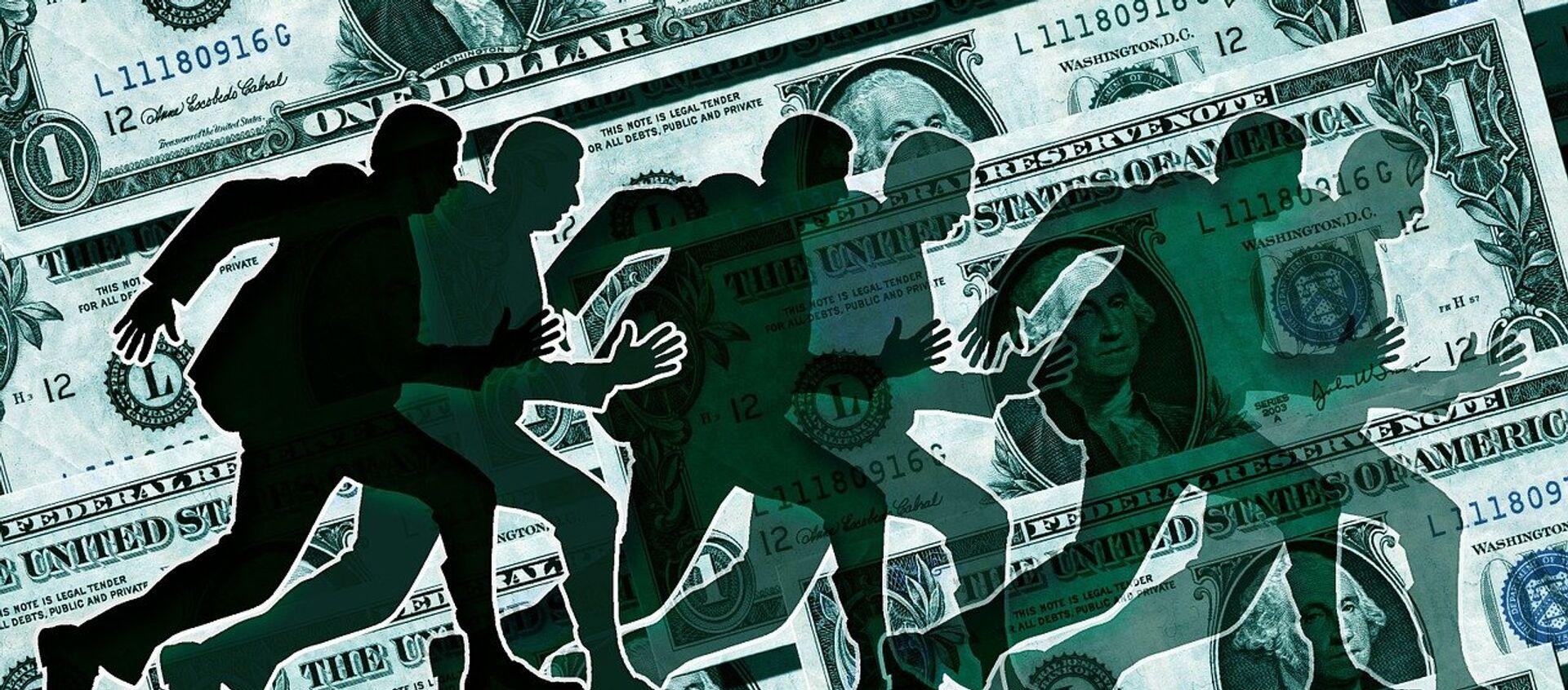 Може ли Америка да избегне финансијски колапс? - Sputnik Србија, 1920, 27.01.2021