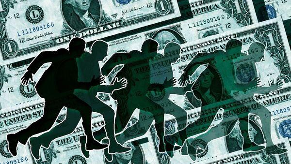 Може ли Америка да избегне финансијски колапс? - Sputnik Србија