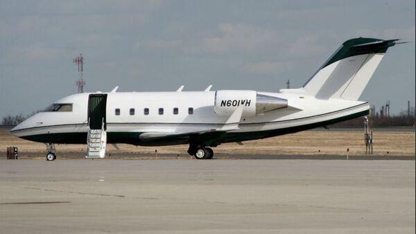 Bombardier Challenger 601 Business Jet - Sputnik Србија