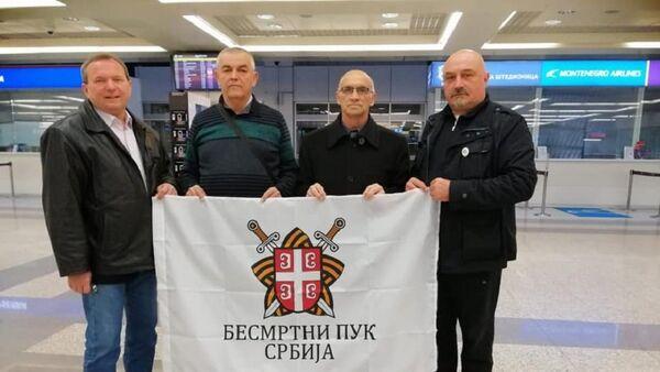 Zoltan Dani, Božidar Delić i Miroslav Lazović - Sputnik Srbija