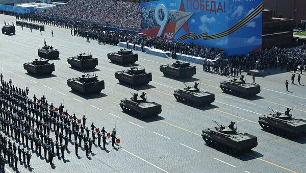 Парада победе - Sputnik Србија