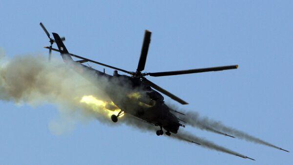 Helikopter MI35 - Sputnik Srbija