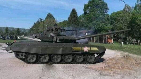 Тенк Т-72 - Sputnik Србија