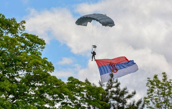 Падобраници 63. падобранске бригаде - Sputnik Србија