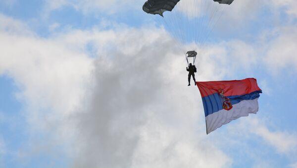 Parada u Nišu - Sputnik Srbija