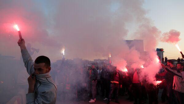 Албанија, демонстрације - Sputnik Србија