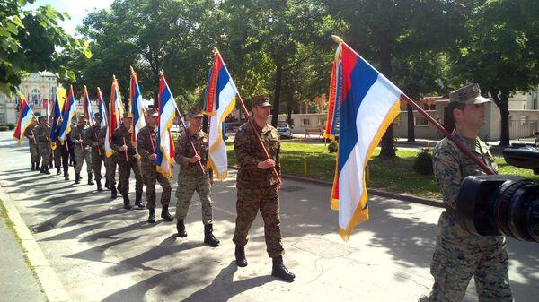 Svečano obeležavanje Dana Vojske Republike Srpske - Sputnik Srbija