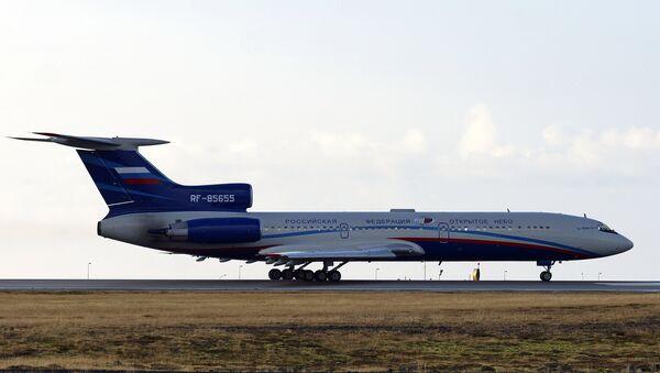 Авион за надзор Ту-154М  - Sputnik Србија