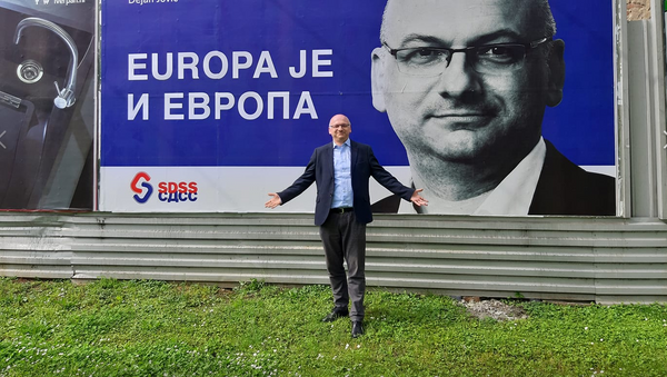Dejan Jović - Sputnik Srbija