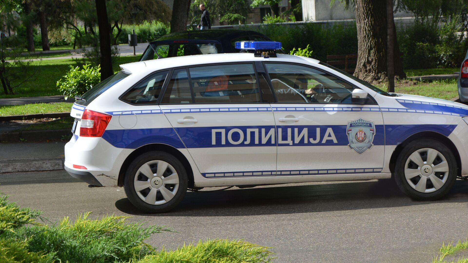 Policija  - Sputnik Srbija, 1920, 11.02.2021