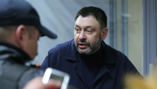 Urednik portala RIA Novosti Ukrajina Kiril Višinski - Sputnik Srbija