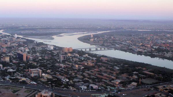 Glavni grad Sudana Kartum  - Sputnik Srbija