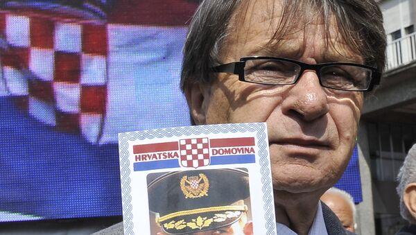 Мирослав Ћиро Блажевић - Sputnik Србија