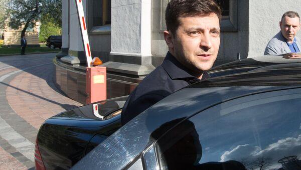 Vladimir Zelenski - Sputnik Srbija