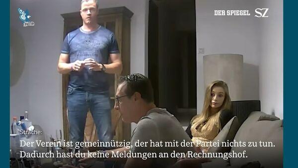 Skandal u Austriji - Sputnik Srbija