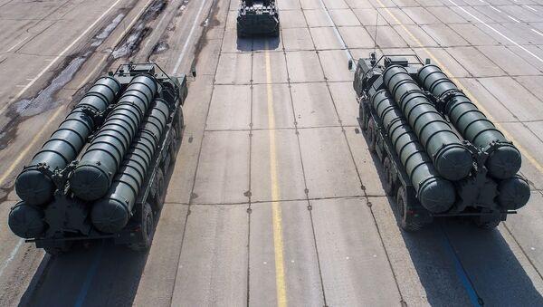 Противракетни системи С-400  - Sputnik Србија
