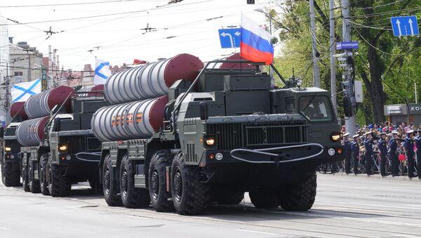 Противваздушни систем С-400 Тријумф - Sputnik Србија