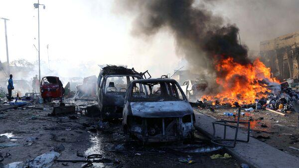 Експлозија у Сомалији - Sputnik Србија