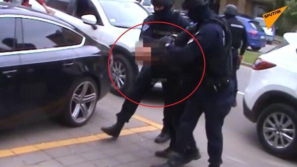 Ухапшен осумњичени за троструко убиство из Новог Сада - Sputnik Србија