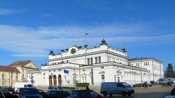 Зграда Народне скупштине Бугарске у Софији - Sputnik Србија
