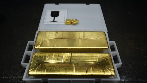 Zlatne poluge - Sputnik Srbija