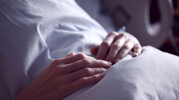 Пацијент у болници - Sputnik Србија